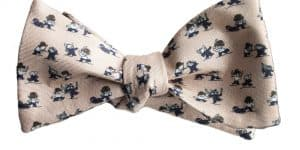 Ninjas vs. Pirates Bow Tie