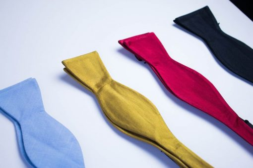 Solid Bow Tie Pack