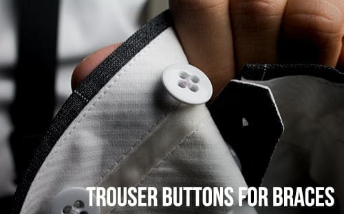 trouser buttons for braces