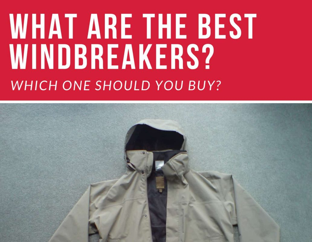 8198f639 Top 5 Best Windbreakers For Men (**2019 Review**) - The Bow Tie Guy