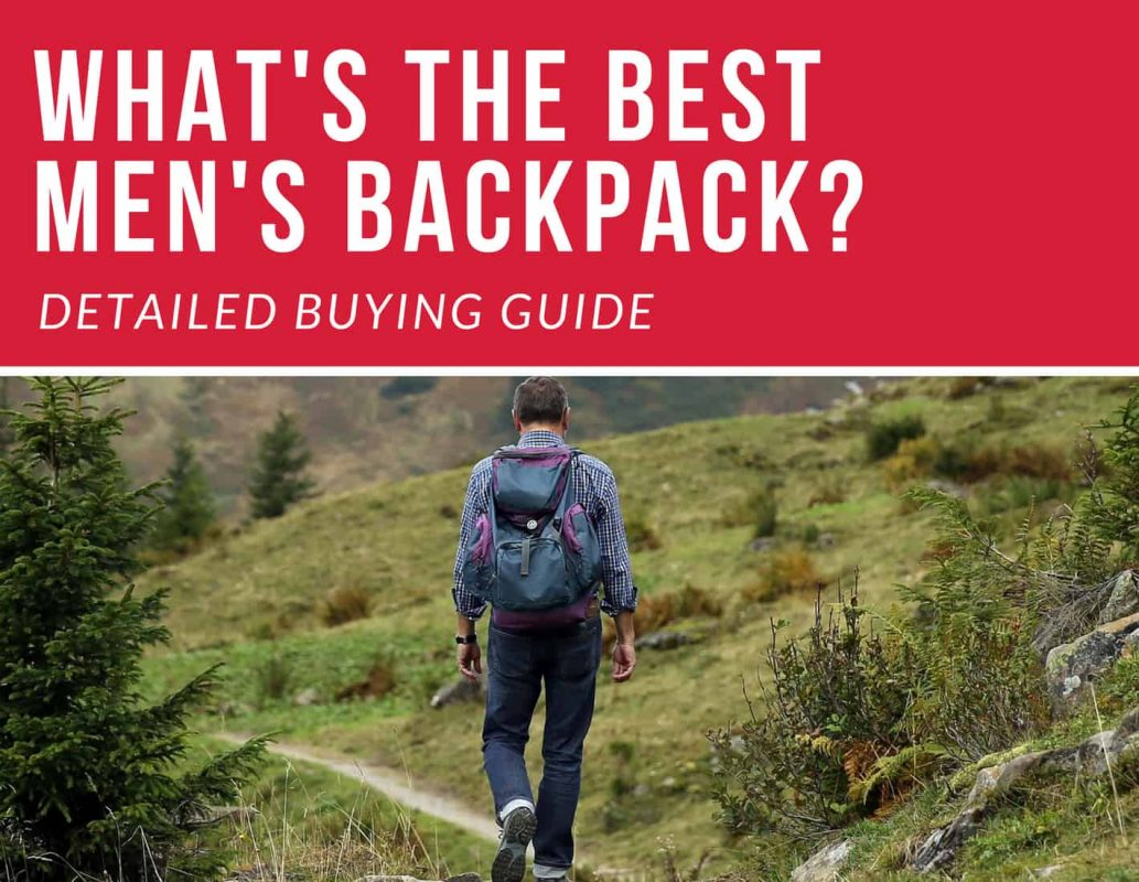 best mens backpack
