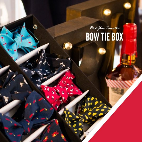 bow tie box bundle pick and choose which ones you want