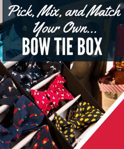 Bow Tie Box
