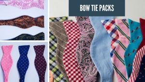 Bow Tie Packs